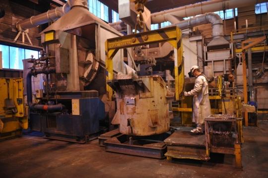 visite de la forge et de la fonderie  u00e0 peugeot mulhouse